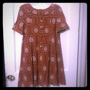 60s/70s style Orla Keily Mod Dress